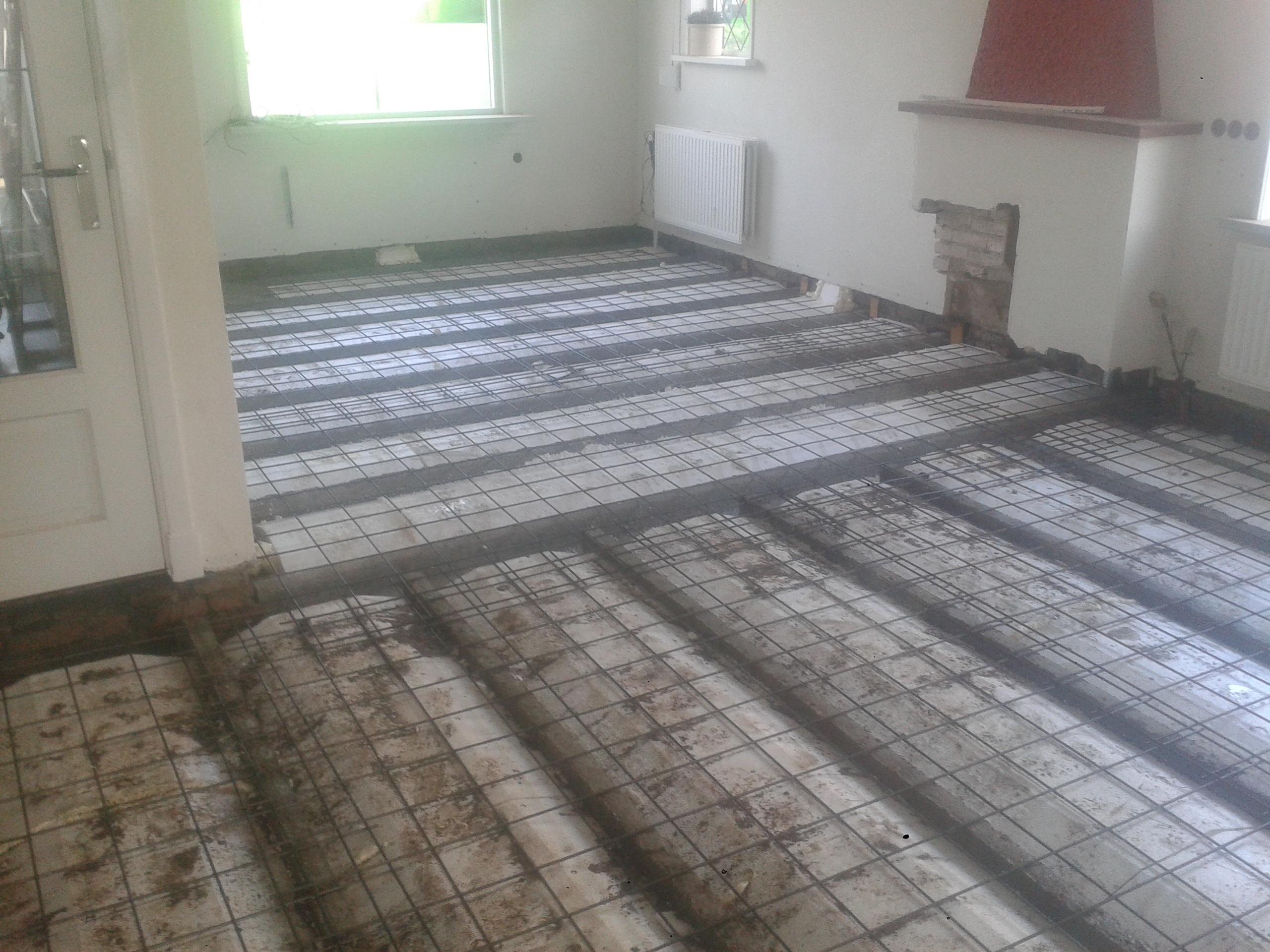 Houten Vloer Renovatie Bouwbedrijf Wilbrink