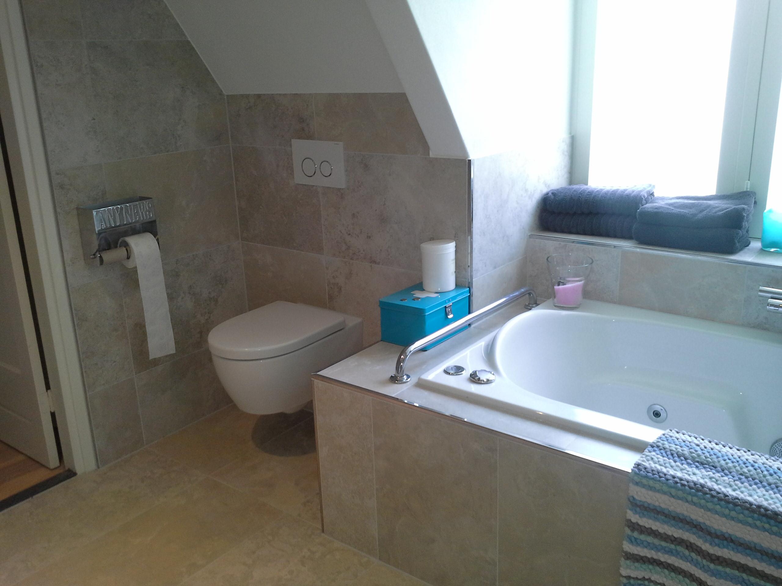 nieuwe badkamer verbouwing bouwbedrijf wilbrink